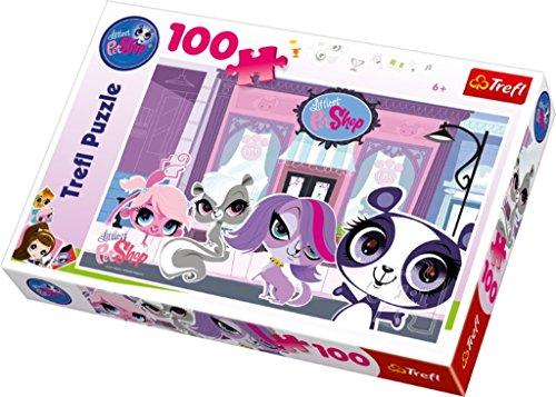 Preisvergleich Produktbild Puzzle 100 Na ulicy