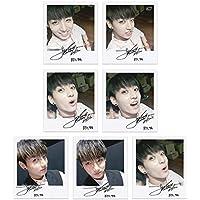 BTS Bangtan Boys fancafe jungkook Self Wide Polaroid Photo Set Ver.2
