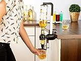 Dosatore Spillatore Originale Infactory Da Tavolo o Parete Singolo Versa Con Precisione 3 Cl come al Bar