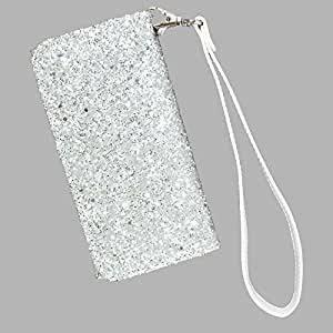 DooDa PU Leather Case Cover For Lava Xolo Q1000s (White)