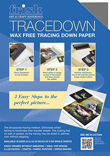 tracedown-a3-graphite-pack-of-5-sheets