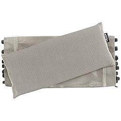 Lafuma Toile Batyline avec têtière pour relax R Clip, Couleur: Seigle, LFM2841-8548