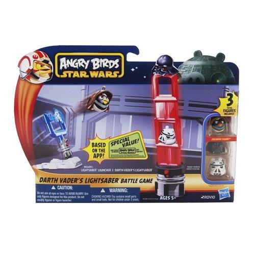 Angry Birds Star Wars Battle Game [Darth Vader's Lightsaber]