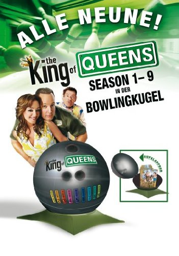 King of Queens - Bowlingkugel, Staffel 1-9 [36 DVDs]