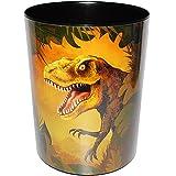 Unbekannt Papierkorb / Behälter -  Dinosaurier - Tyrannosaurus Rex  - aus Kunststoff - Mülleimer / Eimer - Aufbewahrungsbox für Kinder / Büro - Jungen - Abfalleimer -..
