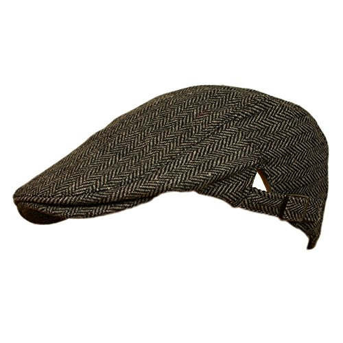 mens-tweed-flat-cap-with-adjustable-sizing-strap-grey-herring