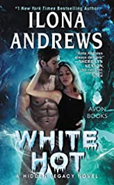 White Hot: A Hidden Legacy Novel