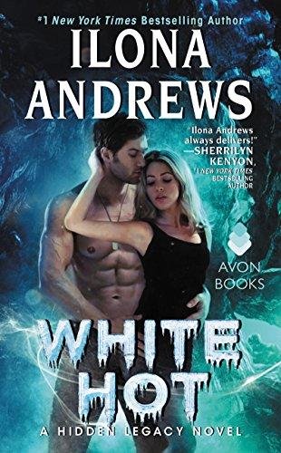 Hot Magic (White Hot: A Hidden Legacy Novel (English Edition))