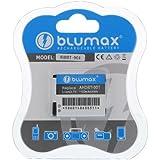 Batterie Lithium Blumax AHDBT-001 pour GoPro HD HERO1 HERO 2 HD