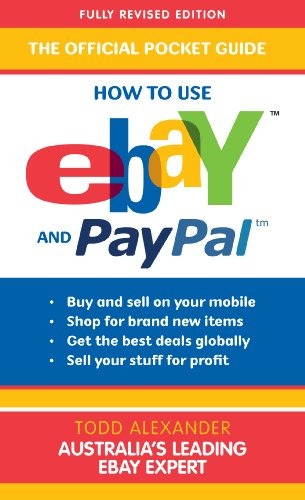 How to Use eBay and PayPal (English Edition) eBook: Todd Alexander ...