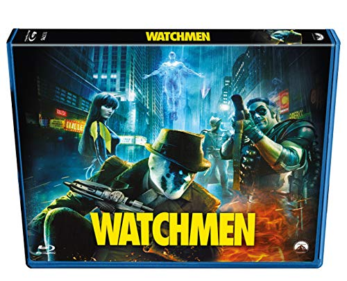 Watchmen - Edición Horizontal [Blu-ray]