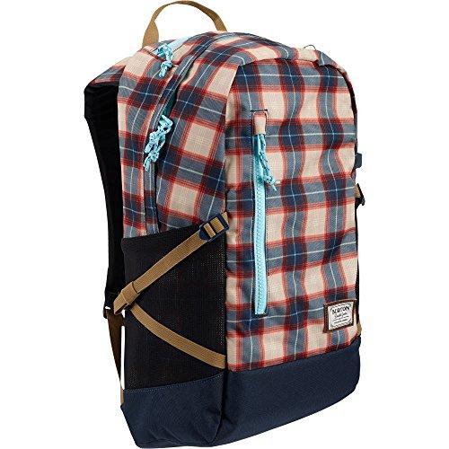 Burton zaino da donna prospect pack, donna, zaino, rucksack women prospect pack, sunset plaid, 29 x 19 x 48 cm, 21 liter