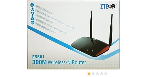 ZTE 300 Mbps Wireless N Router(Black) - Buy ZTE 300 Mbps