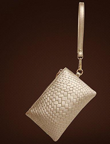 Longzibog Einfache und Modedesign. Nie aus der Mode. Mode Simple Style Fashion Tote Top Handle Schulter Umhängetasche Satchel Beige