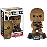 ¡ POP! BURBUJA: STAR WARS: EPISODIO 7 EL DESPERTAR DE LA FUERZA: CHEWBACCA POP VINYL EPVII
