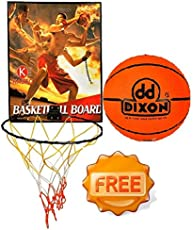 Dixon Combos Basketball Board,(Multicolor)