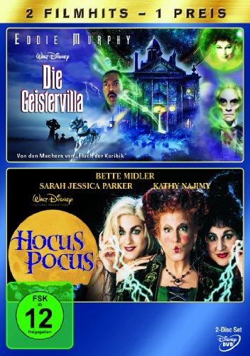 Bild von Die Geistervilla / Hocus Pocus [2 DVDs]