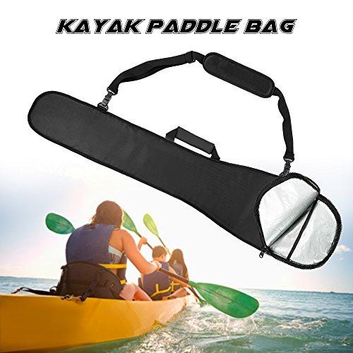 Lixada Kayak Paddle Bag Long Kayak Boat Canoe Paddle Storage Bag Holder Pouch Cover
