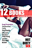 EROTICA: HOT DIRTY SEX STORIES BOOKS & SEXY FORBIDDEN ROMANCE PREGNANCY BUNDLE ADULT BOX SET: Naughty First Time Taboo Stretched Fantasies Innocent Erotic ... Filled Up Short Secret Story Series Book 2)