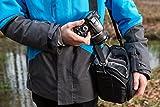 Bodyguard 5* camera bag WATERPROOF with Raincover for SLR camera + 2 Lenses e.g. Nikon D800 D3200 D3300 D5100 D5200 D5300 D5500 D7000 D7100 D7200 Canon EOS 1200D 1300D 2000D 4000D 700D 750D 760D