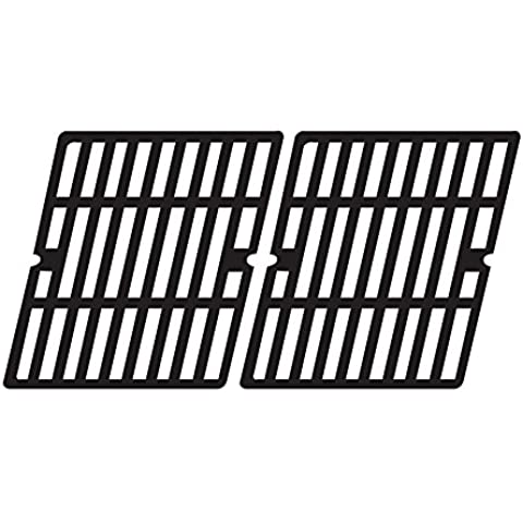 Universal Gas Grill Grate Porcelain Coated Cast Iron Cooking Grid 62152 by Music City Metals