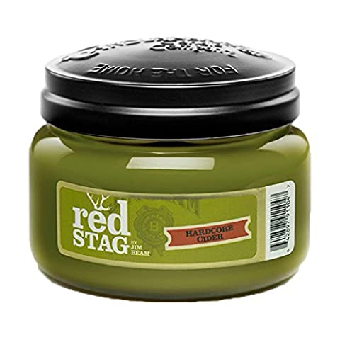 Jim Beam 10491 Hardcore Cider Scented Candles - 10