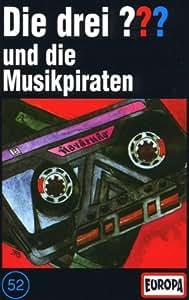052/und die Musikpiraten [Musikkassette]