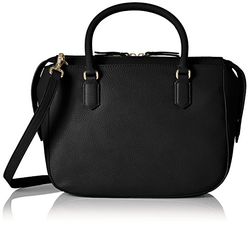 Ecco - Kauai Handbag, Borse a spalla Donna Nero (Black)