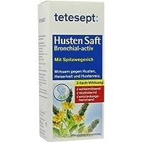 TETESEPT Hustensaft Bronchial-activ 150 g Lösung zum Einnehmen preisvergleich bei billige-tabletten.eu