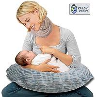 Kradyl Kroft 5in1 Baby Feeding Pillow with Detachable Cover (Genetic Alpha)