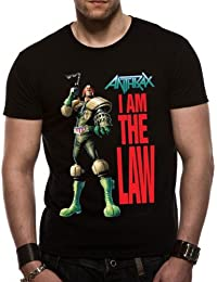 Loud Distribution Anthrax - I Am The Law - T-shirt - Homme