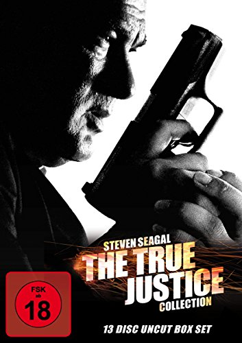 The True Justice Collection (13 Discs, Uncut)