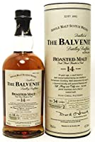 Balvenie 14 Year Old Roasted Malt Scotch Whisky from William Grant & Sons