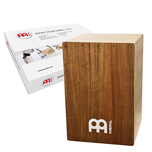 Meinl Percussion MYO-CAJ-OV - Cajón color plateado