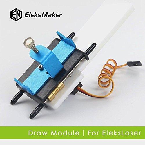 Dessinez le module pour la machine de gravure d'Eleksmaker...