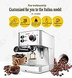 JHSHENGSHI Distributeur de café au Lait, Expresso Cappuccino et Espresso, Style...