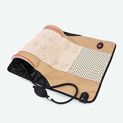 FUFU Masseurs électriques Masseur cervical cervical massage de vibration d'oreiller de massage, moxibustion électrique, traction Massage ponctuel