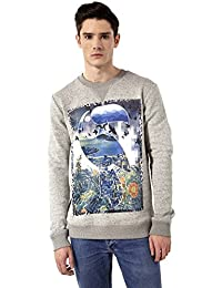 0a0cc06b Independent Leaders Fernao Mens Sweatshirt Grey
