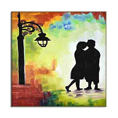 original-urban-art-modern-street-scene-romantic-couple-painting-lovers-kissing-in-the-street-colorfu