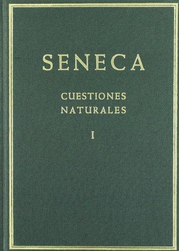 Cuestiones naturales, tomo I y II: 2 (Alma Mater)