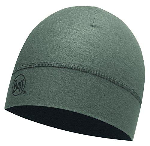 Buff Coolmax 1 Layer Hat Mütze Solid Gargoyle