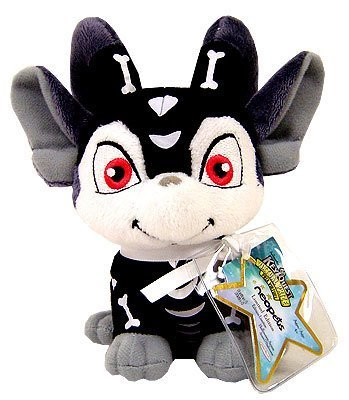 ecies Series 4 Plush with Keyquest Code Halloween Acara (Limited Edition) by Jakks Pacific ()