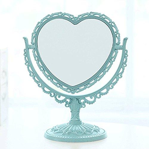 Miroir de maquillage double face Miroir de bureau Miroir de dortoir Miroir de bureau Miroir de grande taille Miroir de haute qualité Miroir de haute qualité Sculpté Xuan - worth having