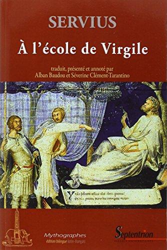 A l'école de Virgile : Commentaire à l'Enéide Livre I