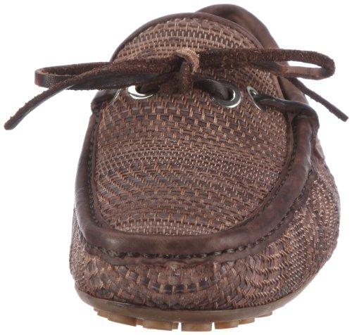 Voile Blanche ROY 200599501, Chaussures à lacets homme TR-B1-Marron-143