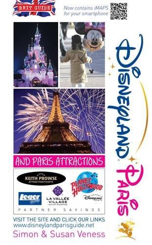 Price comparison product image A Brit Guide to Disneyland Paris 2015 / 16: And Paris Attractions (Brit Guides)