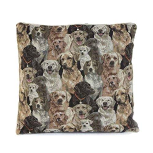 Damen mehrfarbig Einheitsgröße Cushion Dogs Covers mehrfarbig Schultertasche GFM vqxTwgSdv
