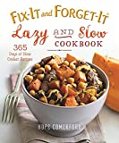 Fix-It and Forget-It Lazy and Slow Cookbook: 365 Days of Slow Cooker Recipes (Fix-It and Enjoy-It!)
