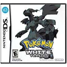 Pokémon White Version (Nintendo DS) [Importación inglesa]
