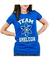 CottonCloud Sheldon College Team Damen T-Shirt